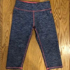 Girls RBX cropped leggings 7-8